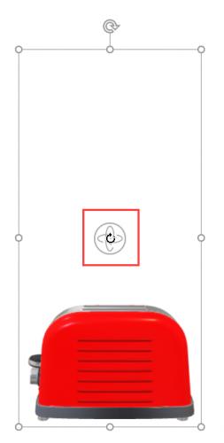 Rotation handle