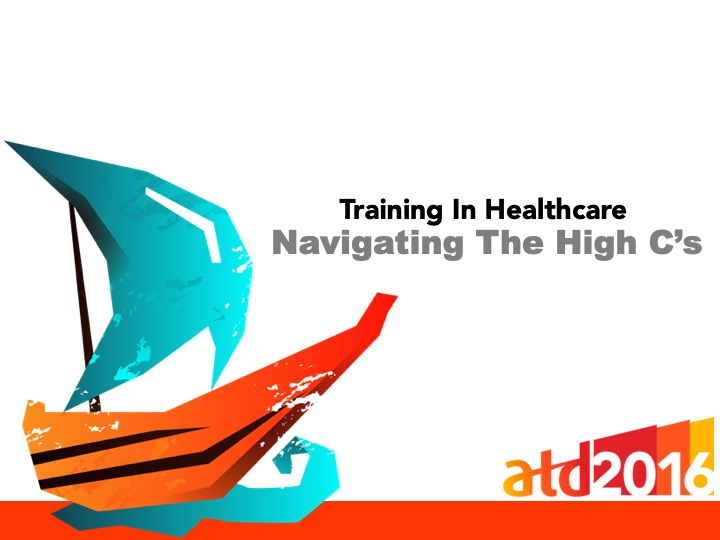 Training in Healthcare